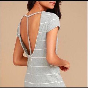 Billabong tee shirt mini dress small xs